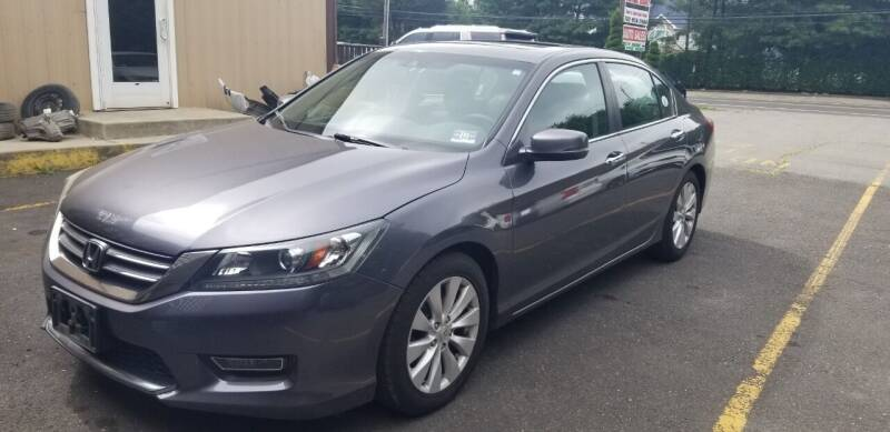 2013 Honda Accord for sale at Central Jersey Auto Trading in Jackson NJ