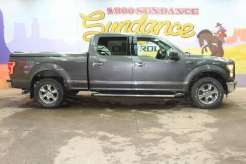 2015 Ford F-150 for sale at Sundance Chevrolet in Grand Ledge MI