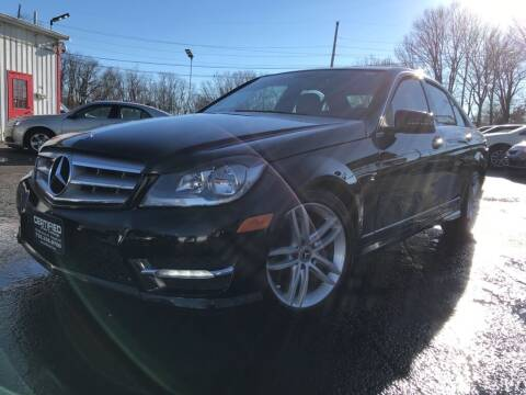 2013 Mercedes-Benz C-Class for sale at Certified Auto Exchange in Keyport NJ