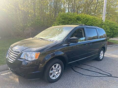 2008 Chrysler Town and Country for sale at Padula Auto Sales in Braintree MA