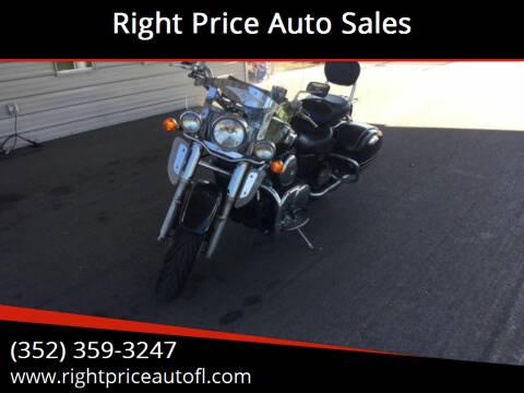 2003 Kawasaki Vulcan 1500 for sale at Right Price Auto Sales in Waldo FL