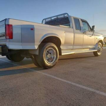 1996 Ford F-350 Super Duty for sale at Classic Car Deals in Cadillac MI