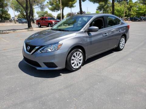2016 Nissan Sentra for sale at Matador Motors in Sacramento CA