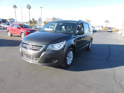 2012 Volkswagen Routan for sale at Charlie Cheap Car in Las Vegas NV