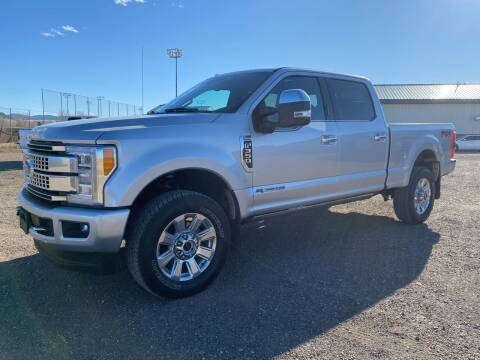 2018 Ford F-350 Super Duty for sale at FAST LANE AUTOS in Spearfish SD