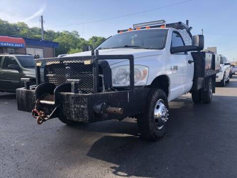 2007 Dodge Ram Chassis 3500 for sale at Instant Auto Sales in Chillicothe OH