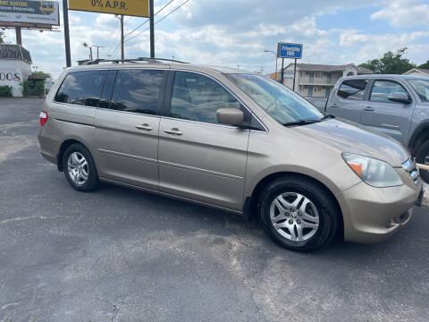 2005 Honda Odyssey for sale at Elliott Autos in Killeen TX