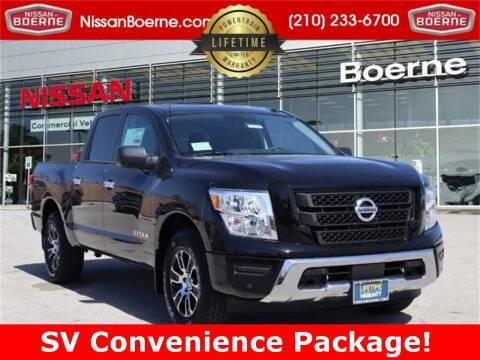 2021 Nissan Titan for sale at Nissan of Boerne in Boerne TX