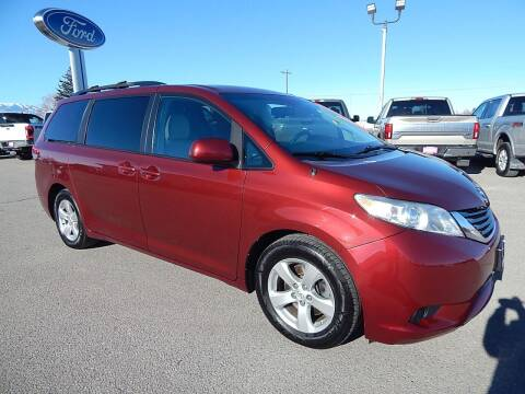 2014 Toyota Sienna for sale at West Motor Company - West Motor Ford in Preston ID
