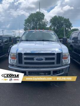 2008 Ford F-350 Super Duty for sale at COYLE GM - COYLE NISSAN - New Inventory in Clarksville IN