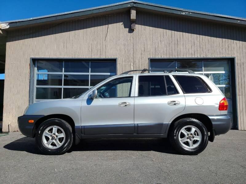2002 Hyundai Santa Fe for sale at Westside Motors in Mount Vernon WA