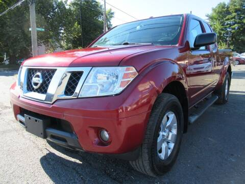 2013 Nissan Frontier for sale at PRESTIGE IMPORT AUTO SALES in Morrisville PA