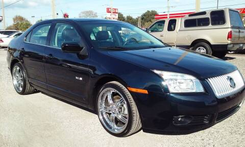 2008 Mercury Milan for sale at Pinellas Auto Brokers in Saint Petersburg FL