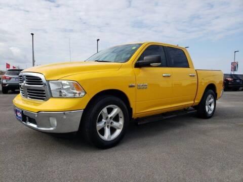 2016 RAM Ram Pickup 1500 for sale at All Star Mitsubishi in Corpus Christi TX