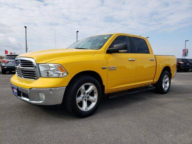 2016 RAM Ram Pickup 1500 for sale at All Star Mitsubishi in Corpus Christi TX