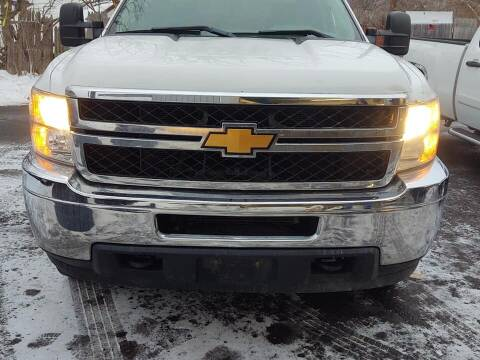 2013 Chevrolet Silverado 2500HD for sale at Berkshire County Auto Repair and Sales in Pittsfield MA