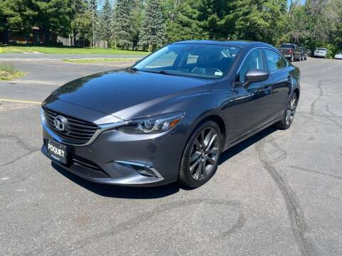2016 Mazda MAZDA6 for sale at Northstar Auto Sales LLC in Ham Lake MN