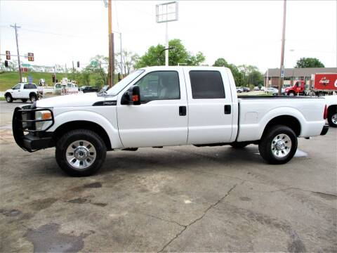 2011 Ford F-250 Super Duty for sale at Steffes Motors in Council Bluffs IA