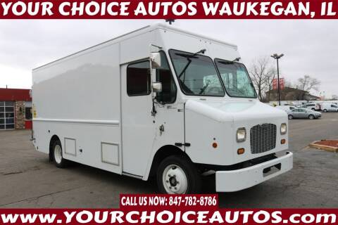 2016 Freightliner MT35 Chassis for sale at Your Choice Autos - Waukegan in Waukegan IL