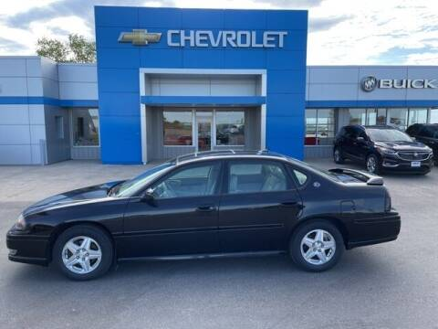 2005 Chevrolet Impala for sale at Finley Motors in Finley ND