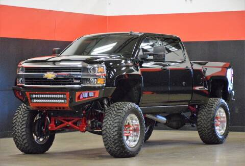 2015 Chevrolet Silverado 2500HD for sale at Style Motors LLC in Hillsboro OR
