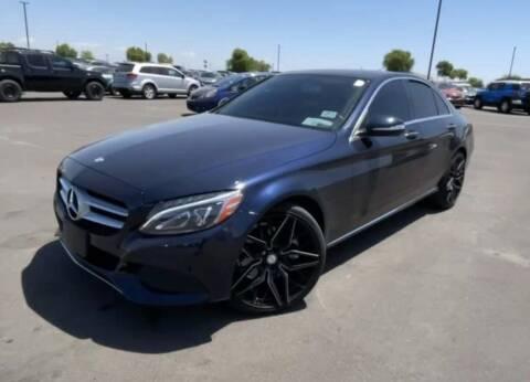 2015 Mercedes-Benz C-Class for sale at Boktor Motors in Las Vegas NV