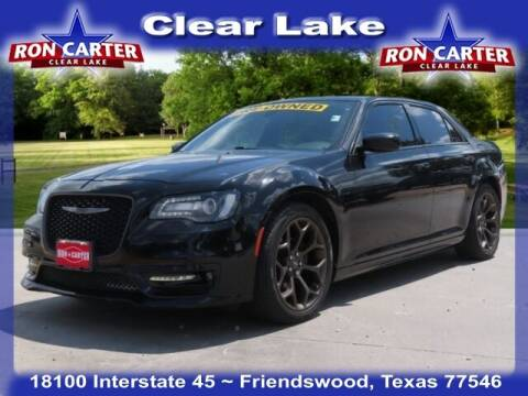 2017 Chrysler 300 for sale at Ron Carter  Clear Lake Used Cars in Houston TX