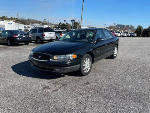 1998 Buick Regal for sale at Hillside Motors Inc. in Hickory NC