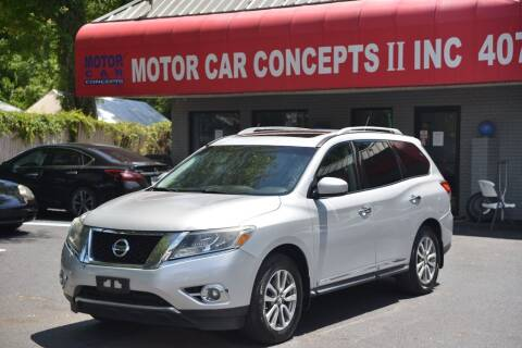 2014 Nissan Pathfinder for sale at Motor Car Concepts II - Kirkman Location in Orlando FL