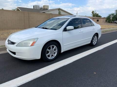 2004 Honda Accord for sale at Premier Motors AZ in Phoenix AZ