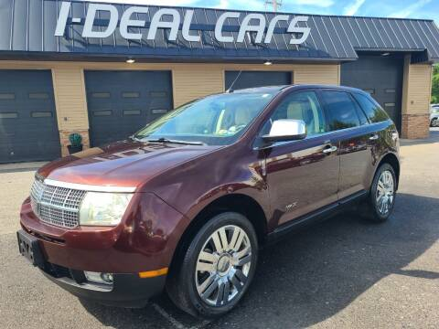 2009 Lincoln MKX for sale at I-Deal Cars in Harrisburg PA