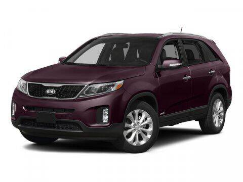 2015 Kia Sorento for sale at Gary Uftring's Used Car Outlet in Washington IL