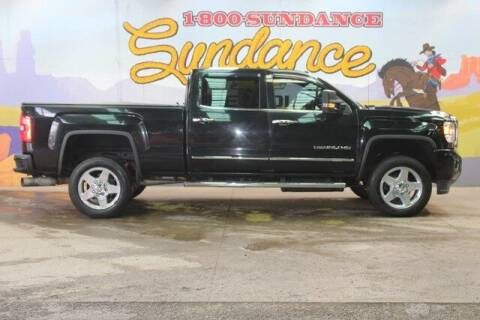 2015 GMC Sierra 2500HD for sale at Sundance Chevrolet in Grand Ledge MI