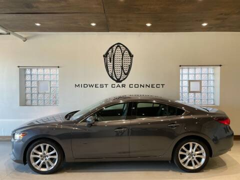 2016 Mazda MAZDA6 for sale at Midwest Car Connect in Villa Park IL