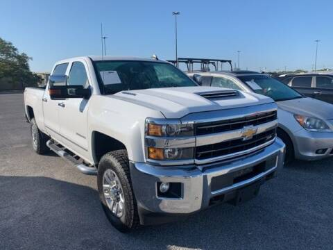 2019 Chevrolet Silverado 2500HD for sale at Allen Turner Hyundai in Pensacola FL