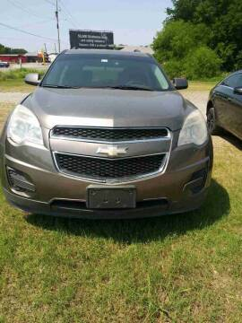 2010 Chevrolet Equinox for sale at E-Z Pay Used Cars in McAlester OK