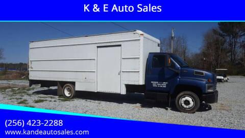 2004 GMC C6500 for sale at K & E Auto Sales in Ardmore AL