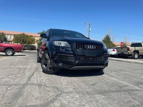 2015 Audi Q7 for sale at Boktor Motors in Las Vegas NV