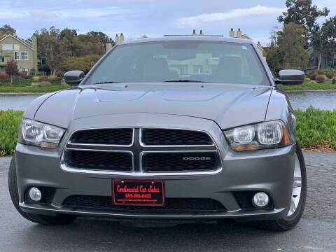 2011 Dodge Charger for sale at Continental Car Sales in San Mateo CA