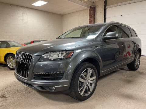 2014 Audi Q7 for sale at Vantage Auto Wholesale in Lodi NJ
