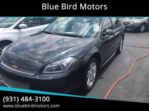 2013 Chevrolet Impala for sale at Blue Bird Motors in Crossville TN