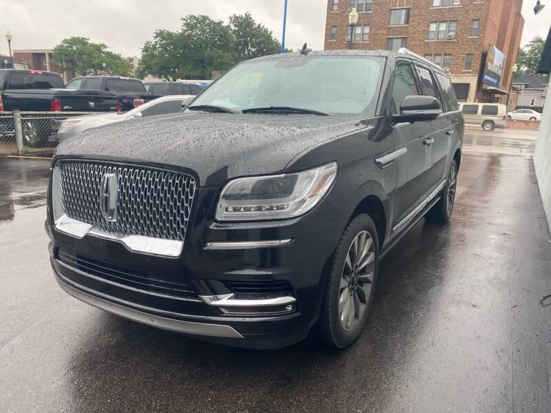 2018 Lincoln Navigator L for sale at H C Motors in Royal Oak MI