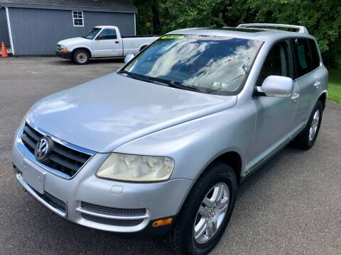 2005 Volkswagen Touareg for sale at Perfect Choice Auto in Trenton NJ