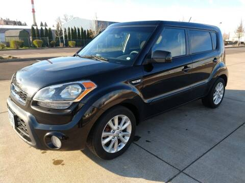 2013 Kia Soul for sale at SWIFT AUTO SALES INC in Salem OR