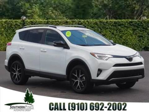 2018 Toyota RAV4 for sale at PHIL SMITH AUTOMOTIVE GROUP - Manager's Specials in Lighthouse Point FL