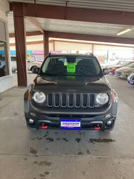 2016 Jeep Renegade for sale at Anderson Motors in Scottsbluff NE