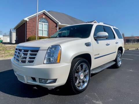 2011 Cadillac Escalade for sale at HillView Motors in Shepherdsville KY