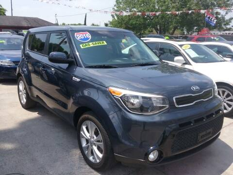 2016 Kia Soul for sale at Express AutoPlex in Brownsville TX