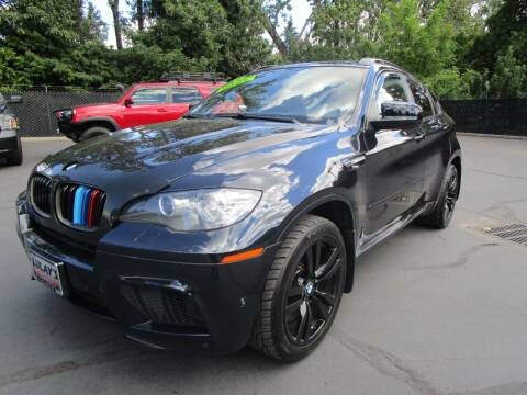 2012 BMW X6 M for sale at LULAY'S CAR CONNECTION in Salem OR