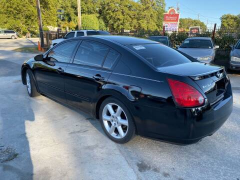 2005 Nissan Maxima for sale at Palmer Automobile Sales in Decatur GA